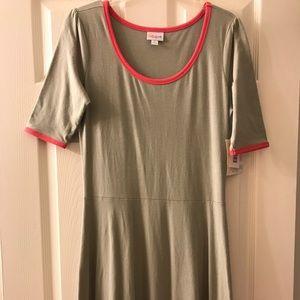 NWT- Lularoe Anna Maxi Dress